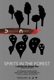 Poster Depeche Mode: Spirits in the Forest
