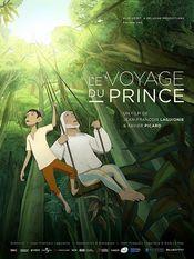 Poster Le voyage du prince