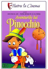 Poster AVENTURILE LUI PINOCCHIO
