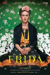 Poster Frida. Viva la Vida
