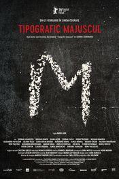 Poster Tipografic Majuscul