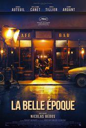 Poster La Belle Époque