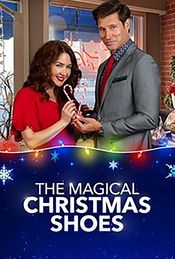 Poster Magical Christmas Shoes