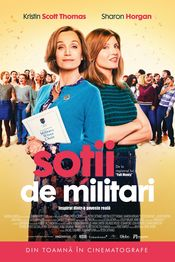 Poster Military Wives