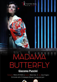 Poster MADAMA BUTTERFLY