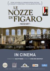 Poster LE NOZZE DI FIGARO