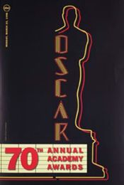 Poster The 70th Annual Academy Awards