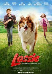 Poster Lassie Come Home