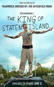 Poster The King of Staten Island