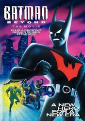 Poster Batman Beyond: The Movie
