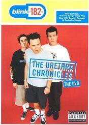 Poster Blink 182: The Urethra Chronicles