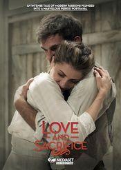 Poster Sacrificio d'amore