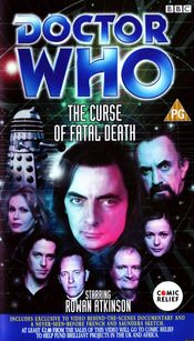 Poster Comic Relief: Doctor Who - The Curse of Fatal Death