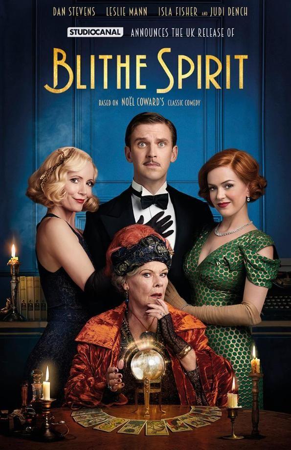 Blithe Spirit - Blithe Spirit (2020) - Film - CineMagia.ro