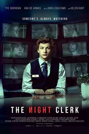 Poster The Night Clerk