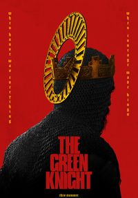 Poster THE GREEN KNIGHT
