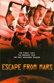 Poster Escape from Mars
