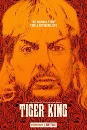 Poster Tiger King: Murder, Mayhem and Madness