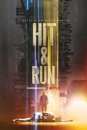 Poster Hit and Run