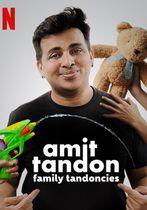 Amit Tandon: În familie