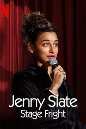 Poster Jenny Slate: Stage Fright