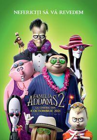 Poster FAMILIA ADDAMS 2 - DUBLAT
