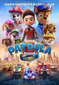 Poster PATRULA CATELUSILOR: FILMUL - DUBLAT
