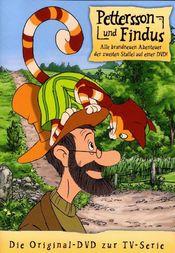 Poster Pettson och Findus - katten och gubbens år