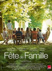Poster Fête de famille