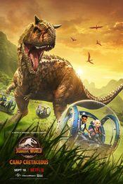 Poster Jurassic World: Camp Cretaceous