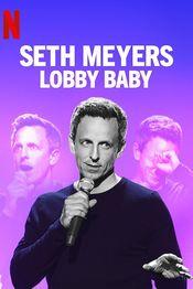 Poster Seth Meyers: Lobby Baby
