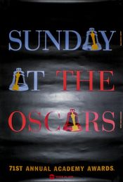 Poster The 71st Annual Academy Awards