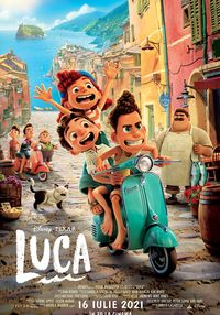 Poster LUCA - 3D - DUBLAT