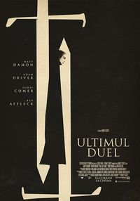 Poster ULTIMUL DUEL