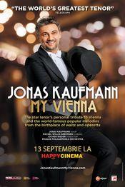 Poster Jonas Kaufmann: My Vienna