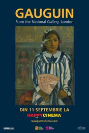 Poster Gauguin from the National Gallery