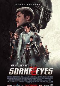 Poster G.I. JOE: SNAKE EYES