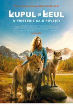 Lupul și leul: O prietenie ca-n povești