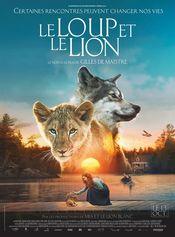 Poster Le loup et le lion