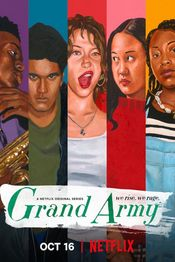 Poster Grand Army