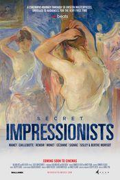 Poster Impressionisti segreti