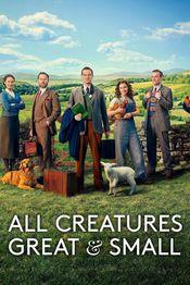 Poster All Creatures Great and Small