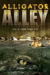 Poster Alligator Alley