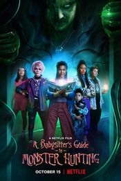 Poster A Babysitter's Guide to Monster Hunting