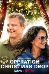 Poster Operation Christmas Drop