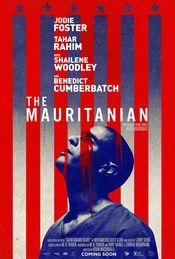 Poster The Mauritanian