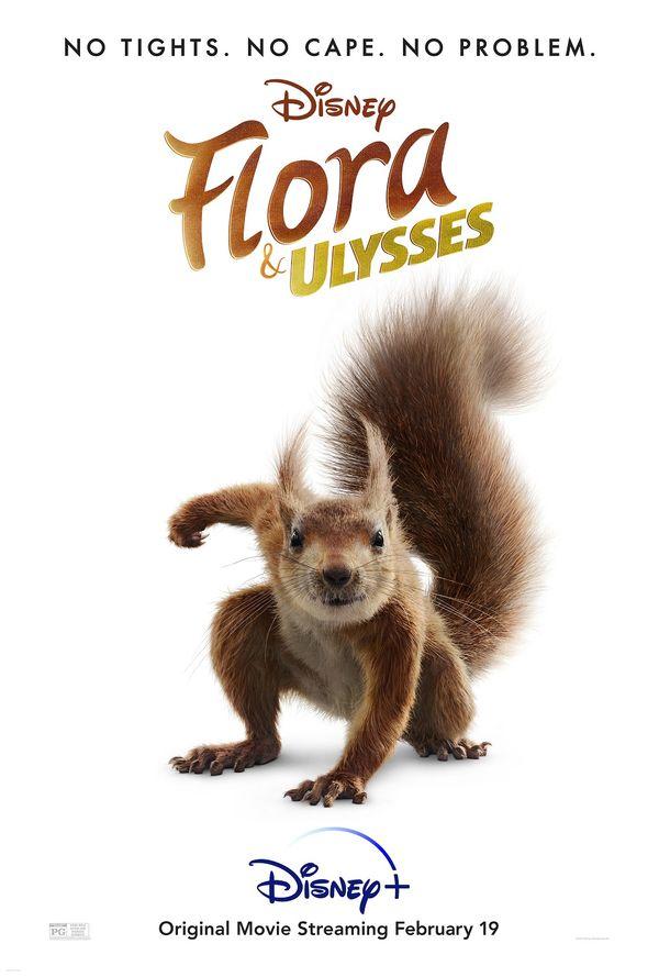 Flora & Ulysses - Flora & Ulysses (2021) - Film - CineMagia.ro