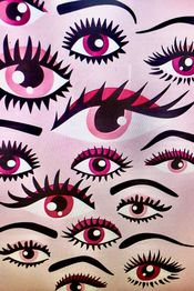 Poster The Eyes of Tammy Faye