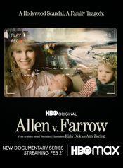 Poster Allen v. Farrow