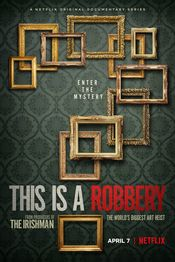 Poster This is a Robbery: The World's Greatest Art Heist
